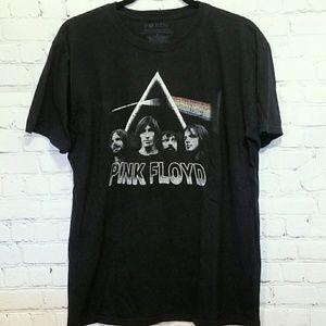 Pink Floyd 2017 licensed tour tshirt reprint